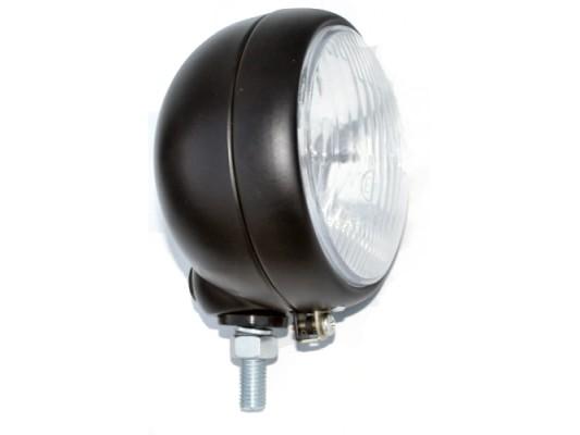 Headlight 5 inch Satin Black
