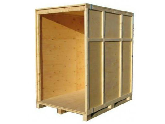 Overseas Shipping Crate