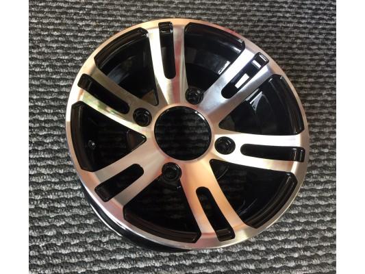 "10"" Alloy Wheel x 7"" Wide (4x115 pcd)"