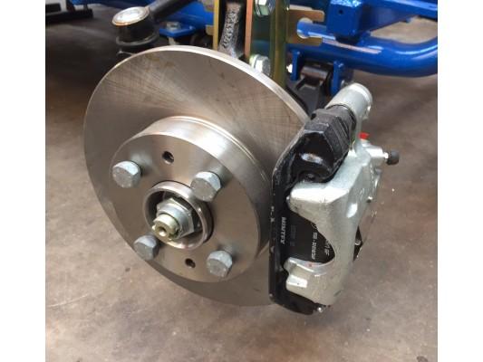 KIT 6a - Brakes Kit STS
