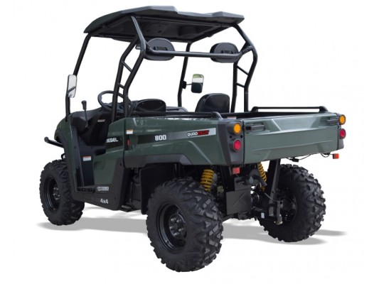 UTV 800 Diesel 4x4 (Road Legal)