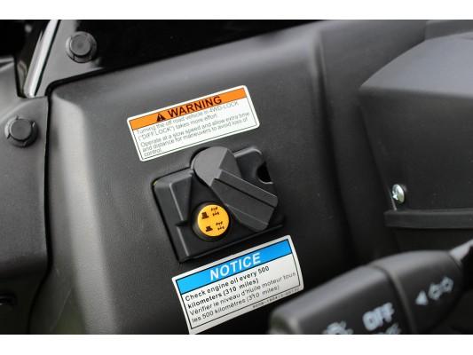 UFORCE 550 EPS 4X4 EFI
