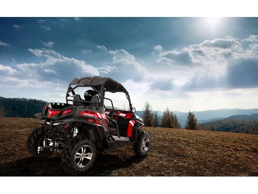 CF Moto Z550 EX Buggy 4x4