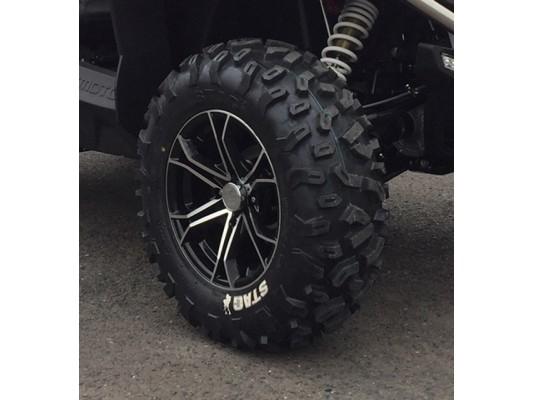 """Z1000 Front alloy wheel 14"""""""