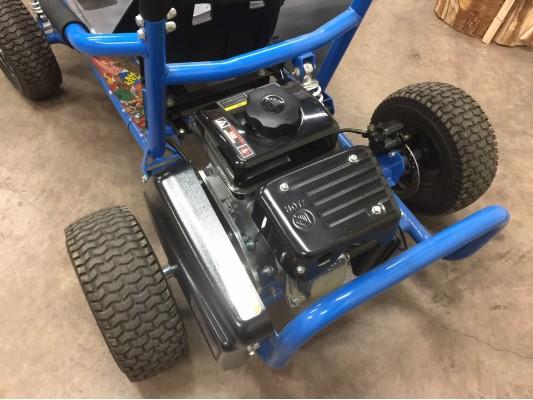 Cub Junior Racer 98cc (6-10 yrs)