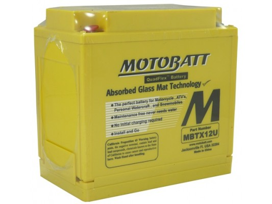 Sealed DX10 High Torque Battery