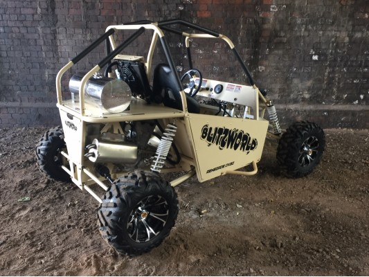 Renegade DX30 450cc Subaru Off Road