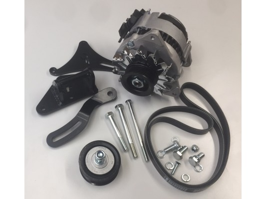 Ford Zetec-E Alternator Kit v3