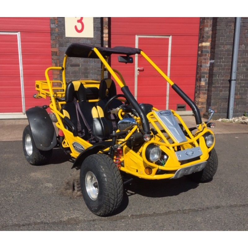 Hammerhead 250cc Buggy