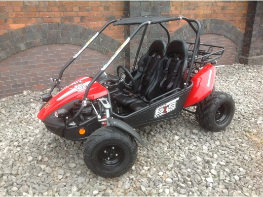 GTS Hammerhead X-Show Buggy (SOLD)