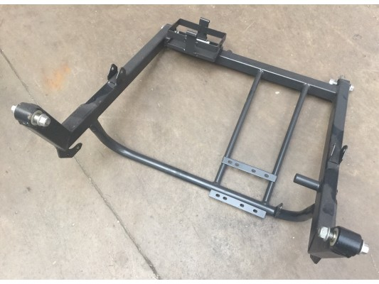 GTS Rear Lower engine subframe