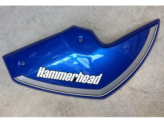 Hammerhead GTS Rear Mudguard Blue (Right)