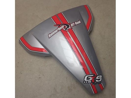 Hammerhead GTS 150cc Platinum Bonnet