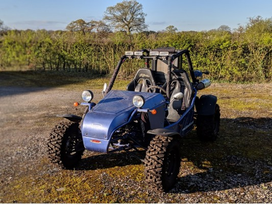 Road Legal Howie Joyner 650cc buggy for SALE (GE)