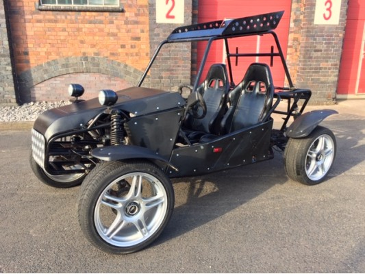 Howie Road Legal project Buggy    SOLD (DH)