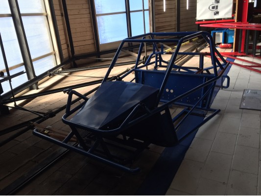 USED Joyrider Chassis