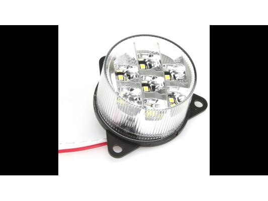 LED Reverse Light 55mm Clear Lens