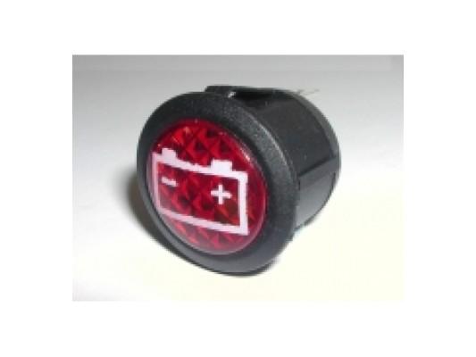 Vigilante Battery warning Light