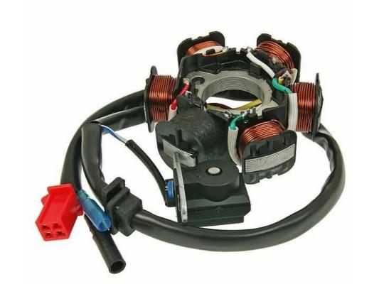 Midi RV150 Magneto stator (6 coils)