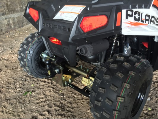 Blitzworld Polaris RZR Tow Hitch