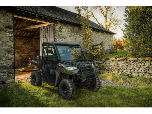 Polaris Ranger 898cc Diesel Side By Side