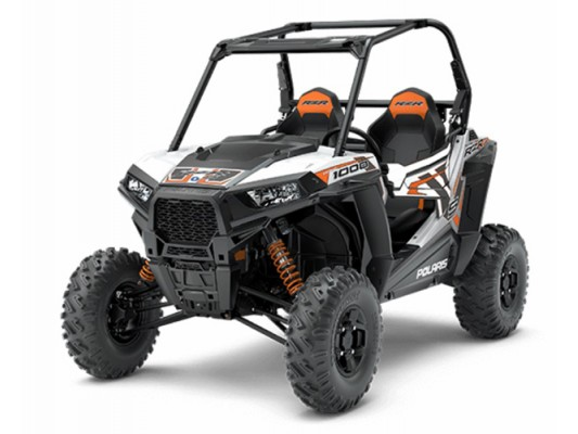 Polaris RZR S 1000 EPS - White Lightning