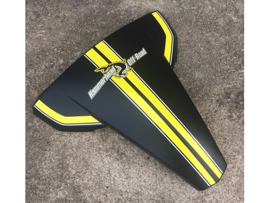 Hammerhead GTS 150 Bonnet BLACK