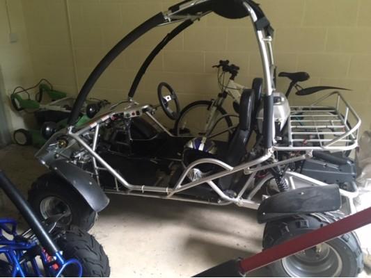 USED Quadzilla Midi RV Buggy (PM)