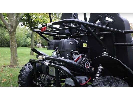 Quadzilla Stingray 220 Buggy RHD (6.5hp)(Reverse)