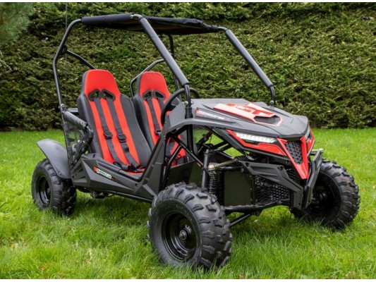 Quadzilla Stingray 220 Kids Buggy (8-12 yrs)