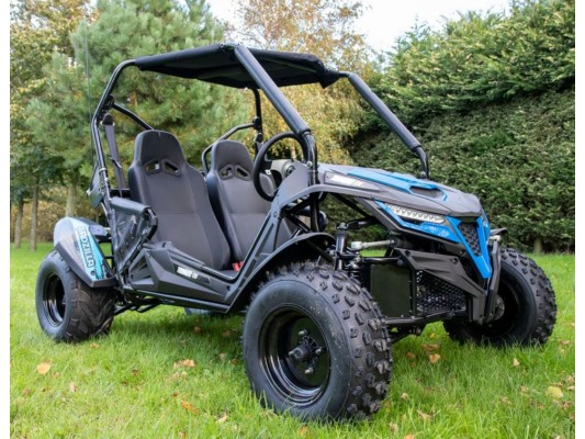 TORNADO 175 Junior off road buggy (10hp)