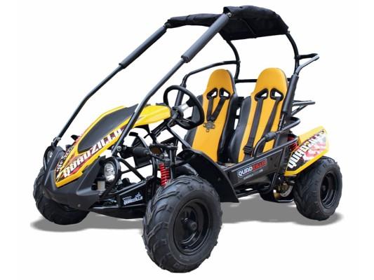 Quadzilla WOLF XL 200cc MK2 (8-13 yrs)