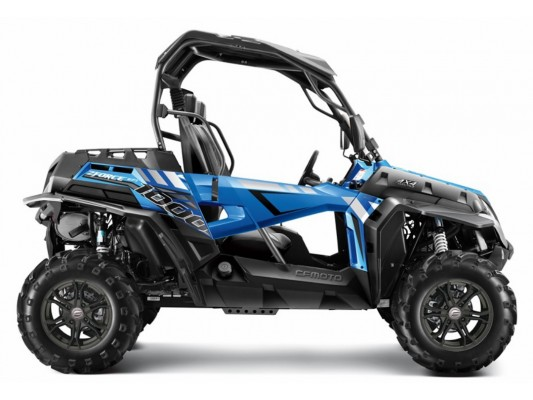 CF-Moto Z1000 EPS 4x4 (Road Legal) NEW 2020