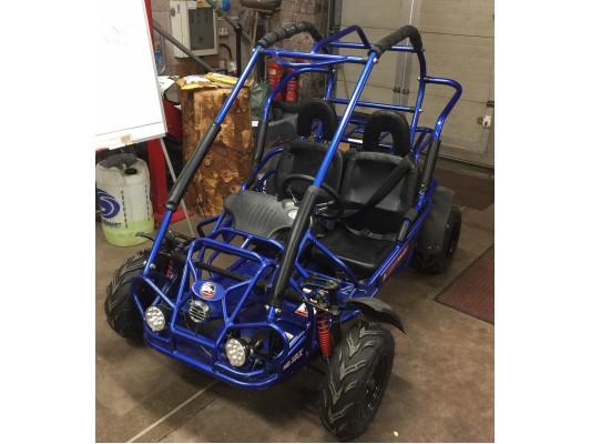 USED Quadzilla MID Bug XRX 160cc