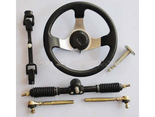RASCALL Steering Rack & Column