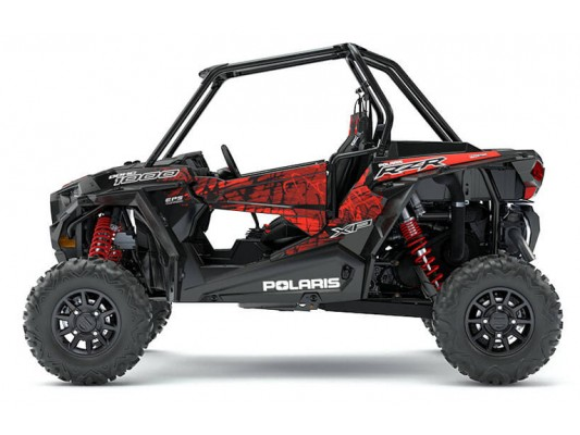 Polaris RZR XP 1000 EPS - Black Pearl
