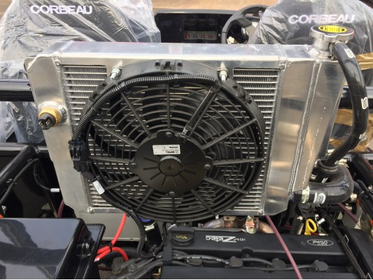 KIT 15b - Cooling Honda Type-R