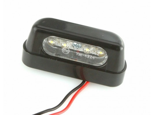 Rear Number plate light (LED)