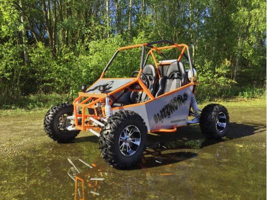 Renegade DX10 (Auto) buggy 300cc