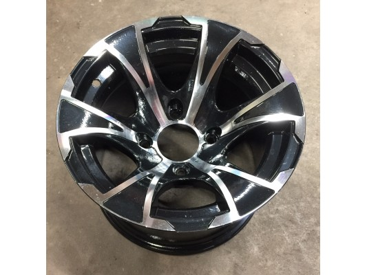 "Renegade Rear Alloy Wheel 12"" Dia"