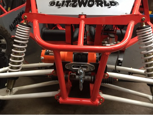 Renegade Factory Fitted Winch