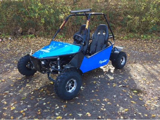 """Ripster 200cc Buggy 10"""" Alloys (USA spec) (13.5hp)"""