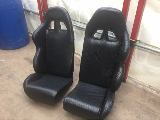 Ripster 200cc Drivers & Passanger Seat damaged