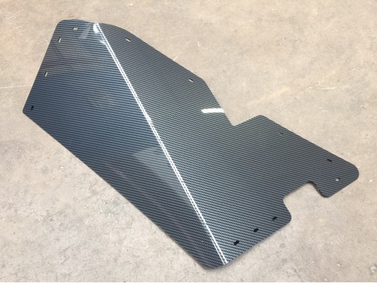 Ripster 200cc Front Corner Panel RIGHT