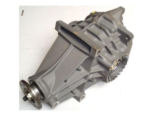 Gearbox with 3.9 to 1 ratio