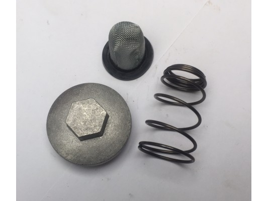 Ripster Sump Plug & Thimble oil filter