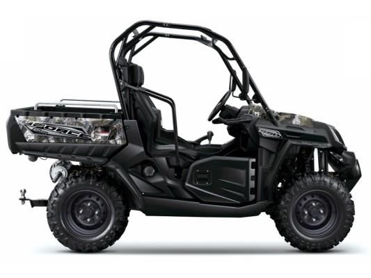 TRACKER 550EPS 4X4 EFI