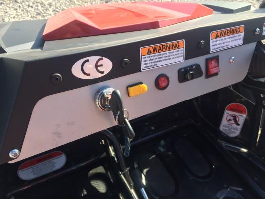TORNADO 175 Junior off road buggy (10hp)
