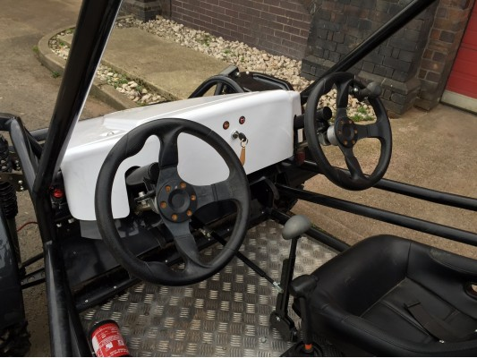 Vigilante Twin Steering KIT