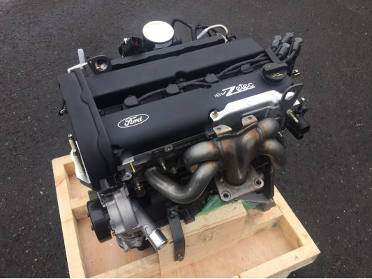 Ford Zetec-E Engine